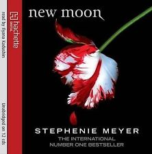 Twilight New Moon by Stephenie Meyer (Unabridged) - Audio Book 12xCD