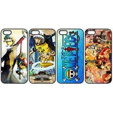Anime One Piece Luffy Law All For Samsung Galaxy & Apple iPhone iPod Case Cover