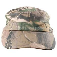 Outddoor Cotton Army Cadet Military Patrol Castro Cap Driving Summer Hat