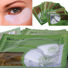 Beauty Anti-Wrinkle Dark Circle Gel Collagen Under Eye Patches Pad Mask Bag New