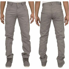 Mens Designer Eto Jeans Anti Fit Twill Chino Pants Bottoms Trousers Multi Pocket