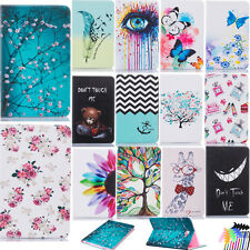 Tablet Protective PU Leather Case for Samsung Galaxy Tab A 10.1 T580 Stand Cover