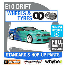 HPI E10 DRIFT CAR [Wheels & Tyres] Genuine HPi 1/10 R/C Standard / Hop-Up Parts