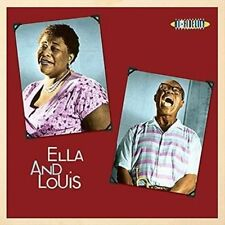 Ella & Louis - Fitzgerald,Ella/Armstrong,Louis New & Sealed LP Free Shipping