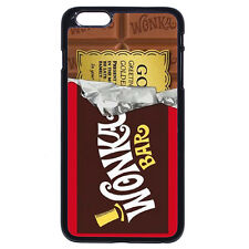 Willy Wonka Golden Ticket Chocolate Case For Apple iPhone iPod & Samsung Galaxy