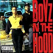 Boyz N the Hood [PA] by Original Soundtrack (CD, Jul-1991, Qwest)