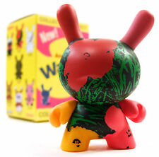 "Kidrobot x Andy Warhol 3"" Dunny Series: Flower (3/40) Figure"