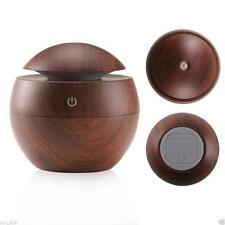 LED Ultrasonic Aroma Humidifier Essential Oil Diffuser Aromatherapy Purifier GTA