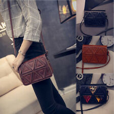 Women's CELEB Mini PU Leather Handbag Purse Tote Messenger Cross Boay Hobo Bags