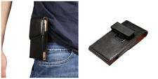 PU Leather ROTATE Belt Clip Hip Holster Waist Pack Pouch Case Cover For Phone V