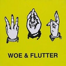 Woe & Flutter - Woe & Flutter New & Sealed CD-JEWEL CASE Free Shipping