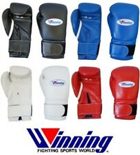 New  Winning Professional Type Boxing Gloves 14oz Magic Tape Type 3Colors  Japan