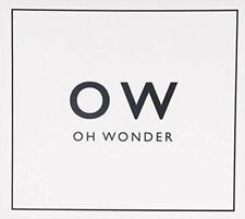 Oh Wonder - Oh Wonder New & Sealed CD-JEWEL CASE Free Shipping