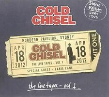 Vol. 1-live Tapes: Hordern Pavilion April 18 2012: - Cold Chisel New & Sealed CD