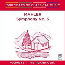 Mahler: Symphony 5: 1000 Years of Classical Music - Mahler / Stenz,Markus / Melb