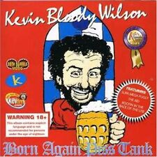 Born Again Piss Tank - Wilson,Kevin Bloody New & Sealed CD-JEWEL CASE Free Shipp