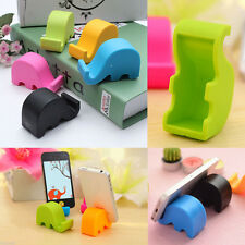 Universal Mini Elephant Cell Phone Stand Holder Mobile Stents Stand Phone Holder