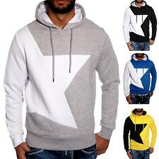 Subliminal Mode - Sweat Shirt à Capuche Homme Hoodie Mode SB-9444 Hooded
