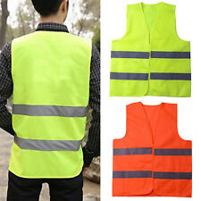 Hot Safety Security Visibility Reflective Vest Construction Traffic/Warehouse