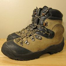 La Sportiva Makalu Mountaineering Hiking Boots Men's Size 10 EU 43 Made In Italy