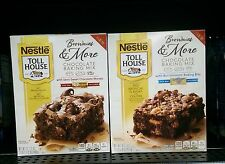 Nestle Toll House ~ Brownies & More Chocolate Baking Mix – You Pick