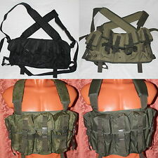 new russian army chest rig tactical vest SCARAB spetsnaz ak DIGITAL OLIVE black