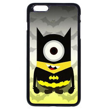 DIY Batman And Minion Despicable Me For Samsung Galaxy & Apple iPhone iPod Case