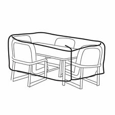 Weather Wrap Rectangular Table & Chairs Cover
