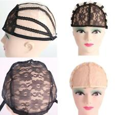 Lace Elastic Invisible Mesh Weaving Soft Fishnet Mesh Hair Fashion Wig Net Cap