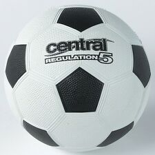 Central Outdoor Match Play Super Dimple Maximould Football Training Soccer Ball