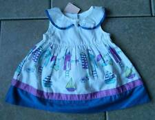Dress Gymboree,Hippos and Bows,NWT,sz.0,3,18,24 months