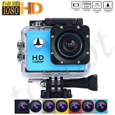 SJ5000 12MP Ultra 1080P Full HD Sports Waterproof DV Action Camera Camcorder Lot