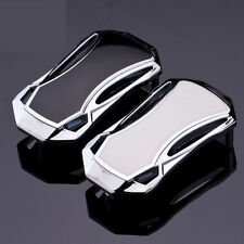 Luxury Mens Alloy Belt Buckle Smooth Buckle for Mens Leather Belts WaistbandH017