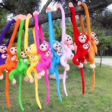 "21"" Stuffed Animal Hand Hanging Monkey Plush Toy for Kids Children Gift"
