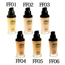 Flawless finish Foundation SPF15 face Studio fix fluid liquid Foundation Top