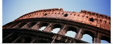Poster Print Wall Art entitled The Roman Colosseum, Rome, Italy