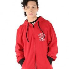 IRON FIST X DUANE PETERS HOODY RED