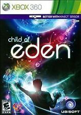 CHILD OF EDEN XBOX 360 Brand New!