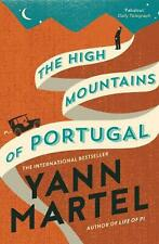 High Mountains of Portugal by Yann Martel Paperback Book