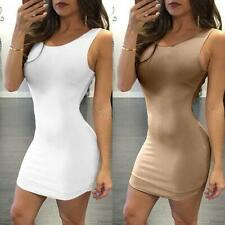 Sexy Women Bandage Bodycon Evening Backless Party Cocktail Mini Casual Dress
