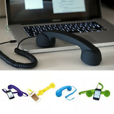 Retro Large Telephone 3.5mm Handset Phone Receiver For All Mobile phones Tablet
