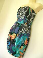 BNWT PORTMANS GORGEOUS FLORAL  COCTKTAIL DRESS RRP $119.95 SZ 10 12  14
