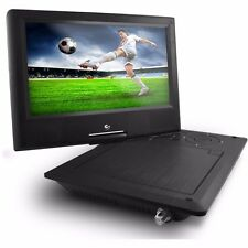 """PORTABLE 9"""" TFT DVD Player With TV Tuner And Bluetooth LCD MP3 PAL NTSC DVD TV"""