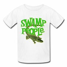 Swamp People Alligators Kids' T-Shirt by Spreadshirt