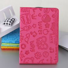 Cartoon Passport Holders Document Folder Travel Ticket Container Pouch Package