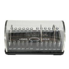 Dental Holder Case for Dental Orthodontic Round Arch Wire Transparent Brand New