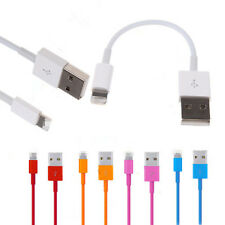 For iPhone6 6plus 5 5S 5C iPod Touch 5 Short USB Charger Data Sync Cable