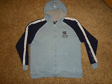 UNC Tarheels Jacket Hooded Hoodie Mens Sz XL 46-48 Blue Tarheels NCAA Basketball