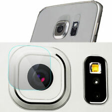 Tempered Glass Camera Lens + Flash Protector Film for Samsung Galaxy Note 7 Lot