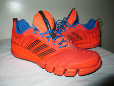 Adidas CLIMACOOL  Red Running Sneaker Shoes Size 10